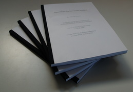 Graduate Thesis Papers
