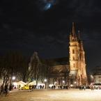 Basler Münster @ Night